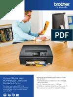 DCP J125 Brochure
