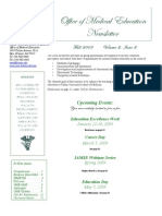 OME Newsletter, Fall 2008 (12!04!08)
