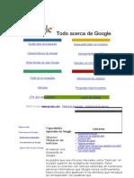 Acerca Del Buscador Google