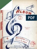 Agustin Lara Album No 4