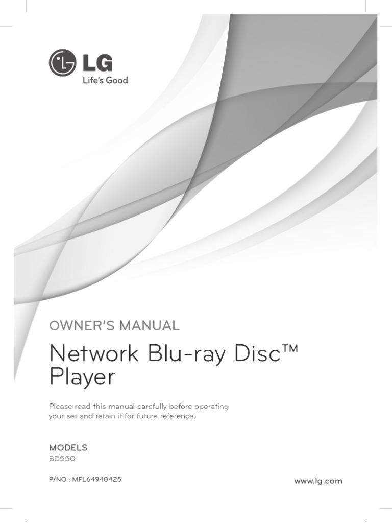 Lg Bd561 N Hdmi Blu Ray