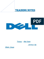 CTS Training Notes 2