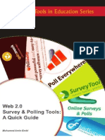 Web 2.0 Survey & Polling Tools