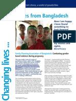 Changing Lives Bangladesh