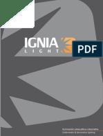 Iluminación subacuatica led IGNIALIGHT