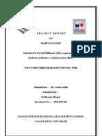 Maruti Suzuki document1