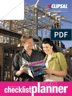 Clipsal House Electrical Plan Home Automation Checklist Project Planner
