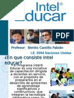N°1 Intel Educar