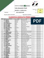 CLASSIFICHE6