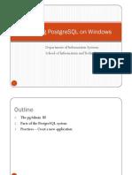 ManagingPostGreSQL