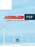 Airegard Laminar Airflow Products
