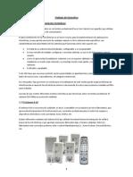 Tipos de sistemas aplicados a Domotica