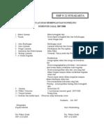 Satuan Layanan Bk(Smp 22)