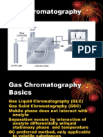 Gas Chromatography