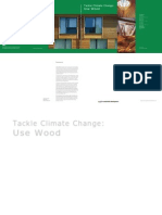 Tackle Climate Change Use Wood