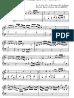 Gabrieli-A Fantasia Allegra Organo