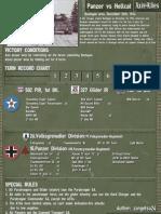 Panzer vs Hellcat (24/12/1944)