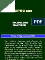 UCP 600