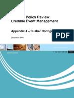 REPORT - Appendix 4 - Busbar Configurations