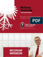 McGraw University – Prospectus | Accredited Online University