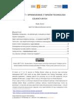Sprawozdanie z targów BETT 2012