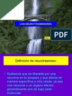 Los Neurotrasmisores Ps. Jaime Botello Valle