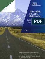 Illustrative Financial Statements Signpost Ltd 2011