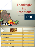 Thanksgiving Traditions - LePage