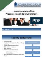 Mauricio Ramirez - OTM Implementation Best Practices