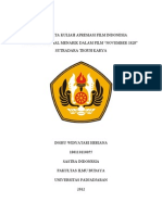 APRESIASI FILM INDONESIA