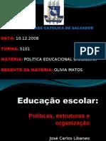 Slide de Politica Brasileira