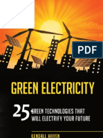 Green Electricity 25 Green Technologies That Will Electrify Your Future