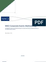 MSCI_Nov11_CorporateEventsMethodology