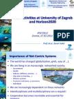 1 - Zoran Vukić - Research and development activities at University of Zagreb and Horizon2020