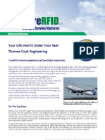 106 Thomas Cook Life Vest Case Study
