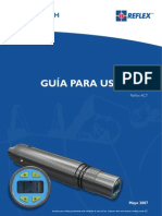REFLEX ACT guia de usuario - español