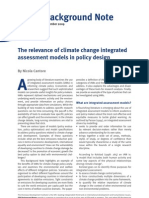 Relevance of Climate Change