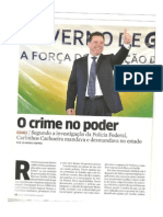 O crime domina Goiás