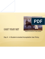 cast your net module4 class presentationpdf