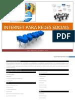 Curso de Internet Para Redes Sociais Apostila