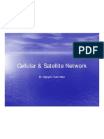 Lecture 05 Cellular Satellite Network WAP