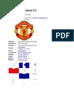 Man Chester United FC