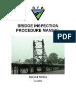 Bridge Inspection Prcedure Manual