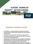 Priority Sector Credit