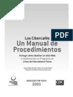 Manual del Cyber Cafe