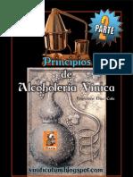 Principios de Alcoholería Vínica (Parte 2)