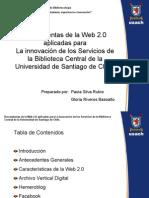 Paula Silva - Gloria Riveros (presentación)