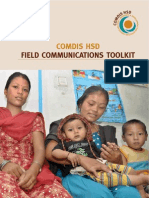 COMDIS HSD Communications Toolkit