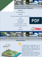 Presentación de la Precipitación,20-05-2011