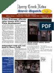 november 08 Cherry Creek News p1-12 s